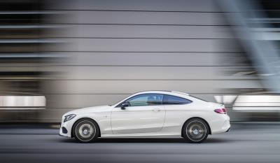 Mercedes-AMG C 43 coupé : les photos