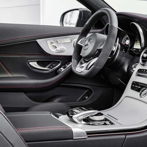 Mercedes-AMG C 43 coupé : les photos