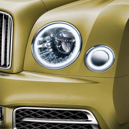 Bentley Mulsanne 2016 : toutes les photos