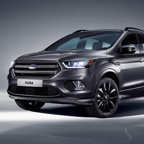 Ford Kuga restylé : les photos
