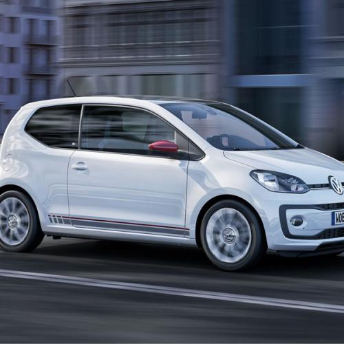 Volkswagen Up restylée : toutes les photos
