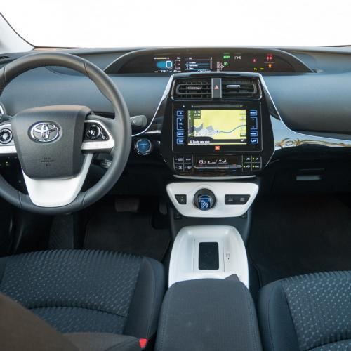Toyota Prius 2016 : toutes les photos de l'essai