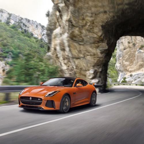 Jaguar F-Type SVR : toutes les photos