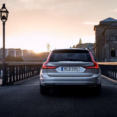 Volvo V90 : toutes les photos