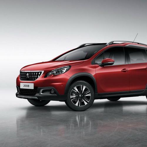 Nouveau Peugeot 2008 : toutes les photos