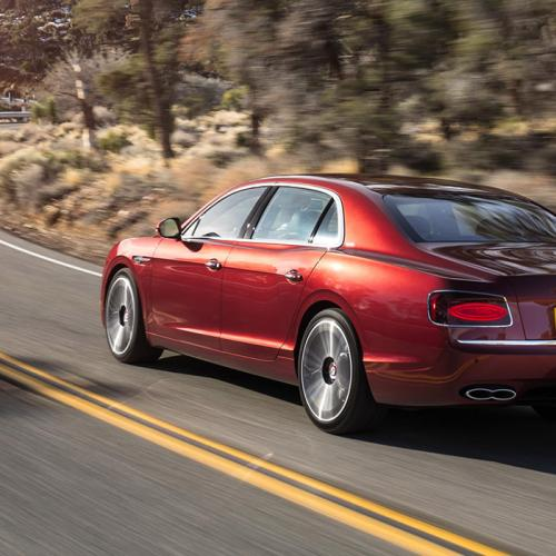 Bentley Flying Spur V8 S : les photos