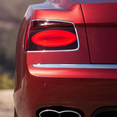 Bentley Flying Spur V8 S : les photos