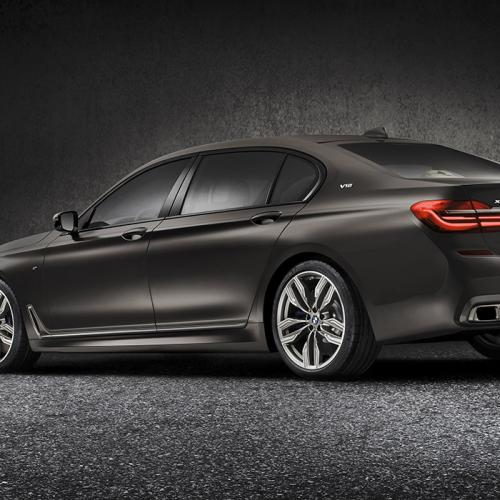 BMW M760Li : les photos