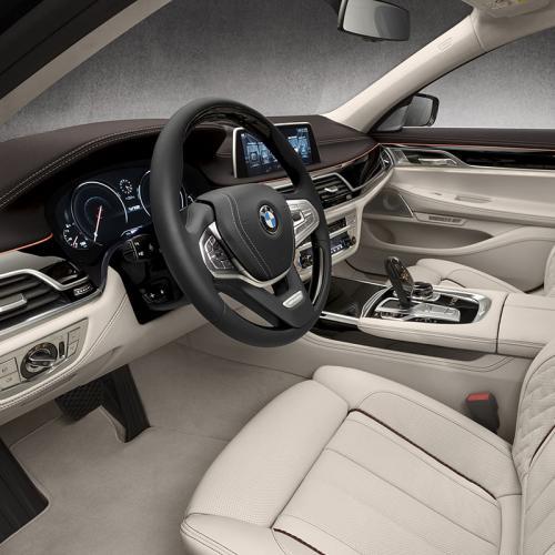BMW M760Li : les photos