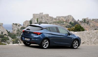 Essai Opel Astra : toutes les photos