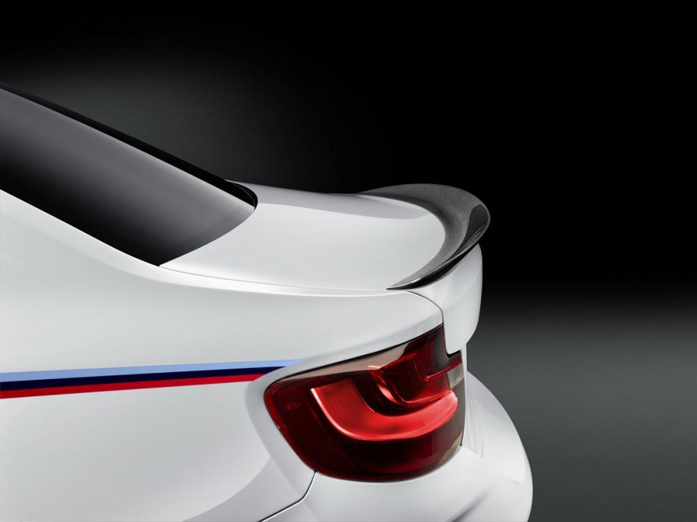 BMW M2 : les photos du kit M Performance