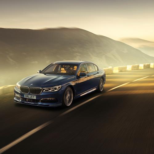 BMW Alpina B7 biturbo : toutes le photos