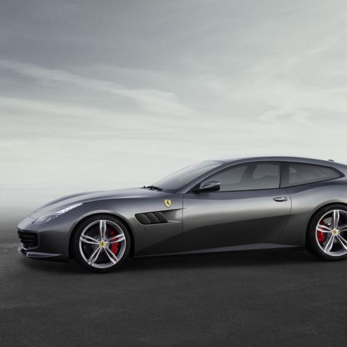 Ferrari GTC4Lusso : toutes les photos