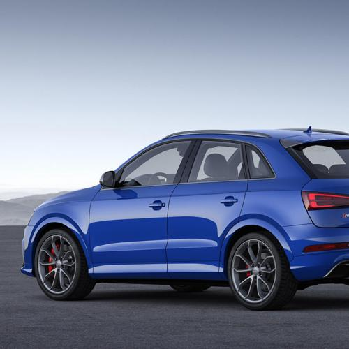 Audi RS Q3 Performance : toutes les photos