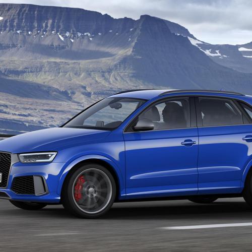 Audi RS Q3 Performance : toutes les photos