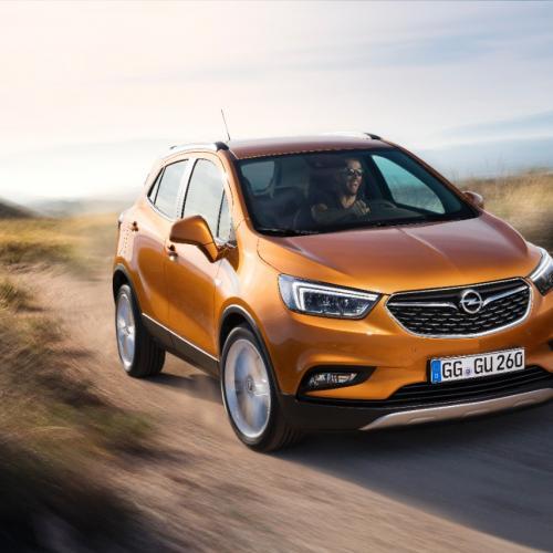 Opel Mokka X : toutes les photos