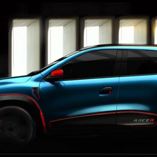 Renault Kwid Racer : toutes les photos