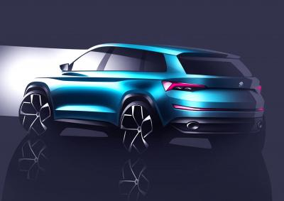 Skoda Vision S Concept : toutes les photos