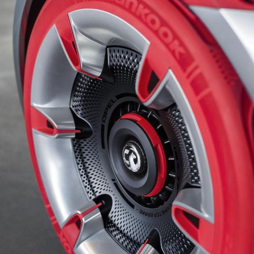 Opel GT concept : toutes les photos