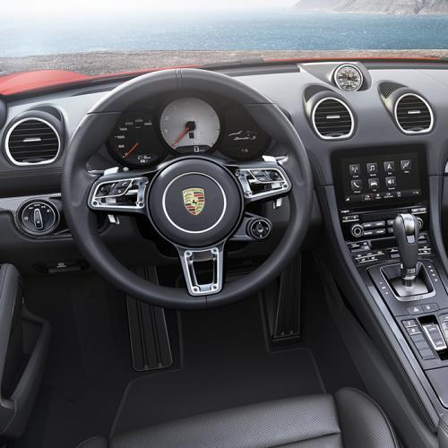 Porsche 718 Boxster : toutes les photos