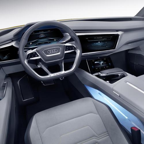 Audi h-tron quattro concept :