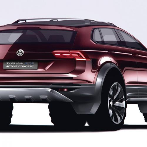 albums photos volkswagen tiguan gte active concept toutes les photos. Black Bedroom Furniture Sets. Home Design Ideas
