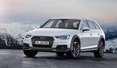 Audi A4 Allroad (2016) : toutes les photos