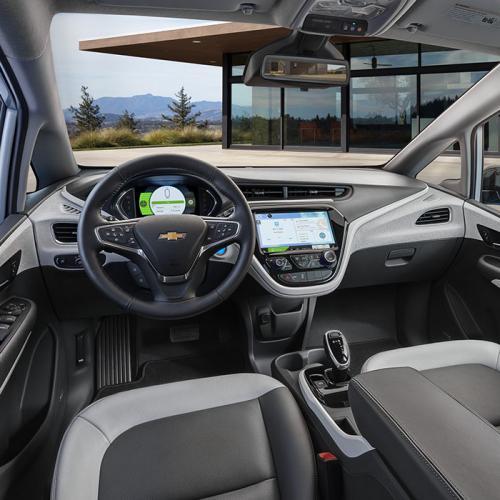 Chevrolet Bolt EV : toutes les photos