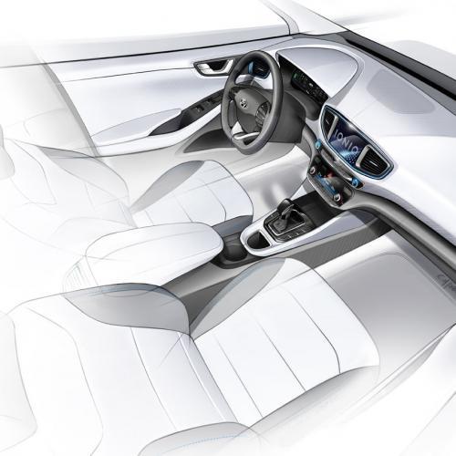 Hyundai Ioniq : les premières images