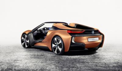 BMW i Vision Future Interaction : toutes les photos