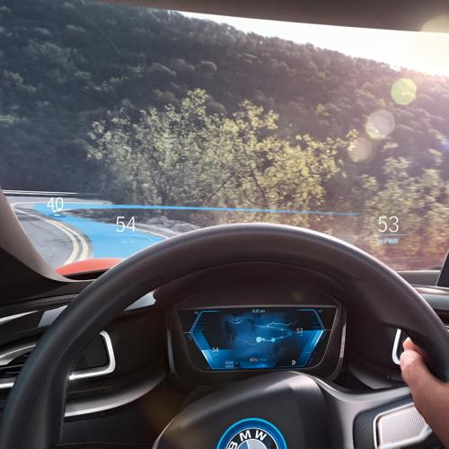 BMW i Vision Future Interaction : toutes les photos