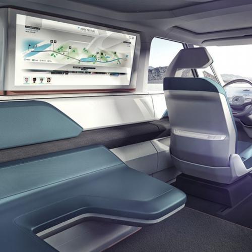 Volkswagen BUDD-e Concept : toutes les photos