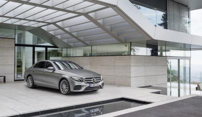 Nouvelle Mercedes Classe E : toutes les photos