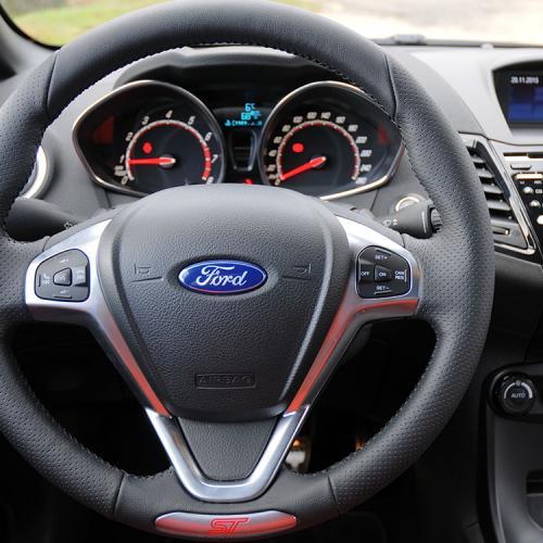 Ford Fiesta ST : les photos de notre essai