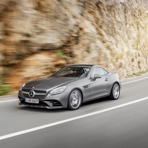 Mercedes SLC : toutes les photos