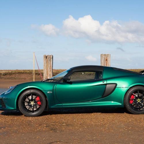 Lotus Exige Sport 350 : toutes les photos