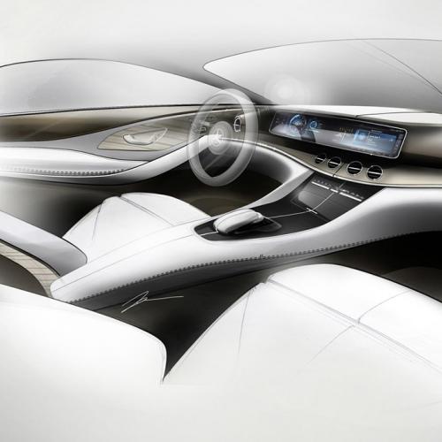 Mercedes Classe E 2016 intérieur