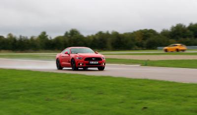 Essai Ford Performance