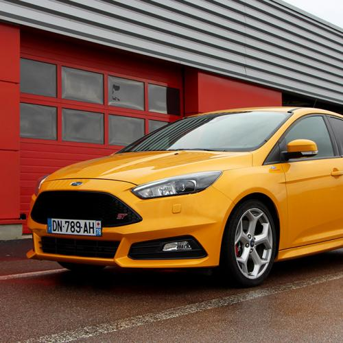 Essai Ford Performance