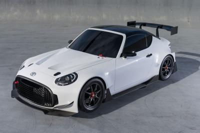 Toyota S-FR Racing : toutes les photos