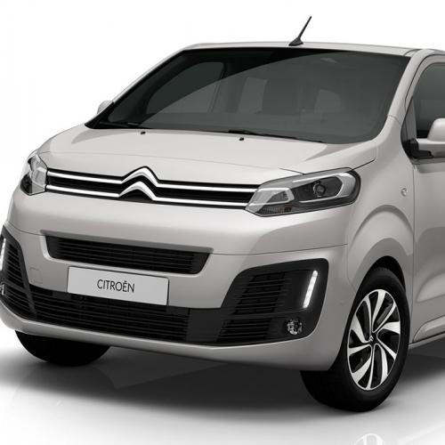 Peugeot Traveller, Citroën Spacetourer et Toyota Proace : les photos