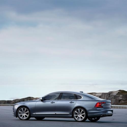 Volvo S90 : toutes les photos officielles