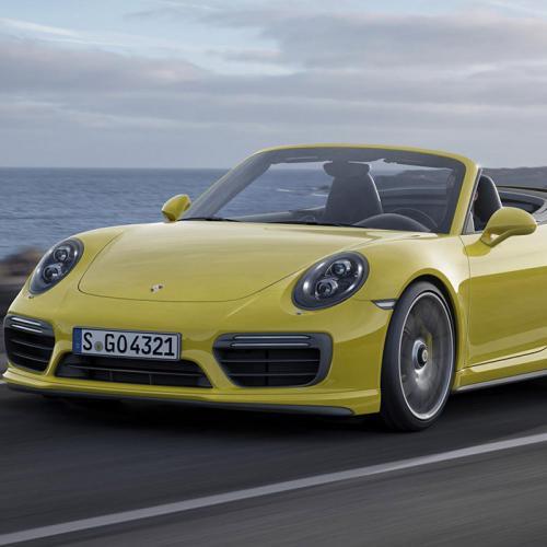 Porsche 911 Turbo et Turbo S 2016 : toutes les photos
