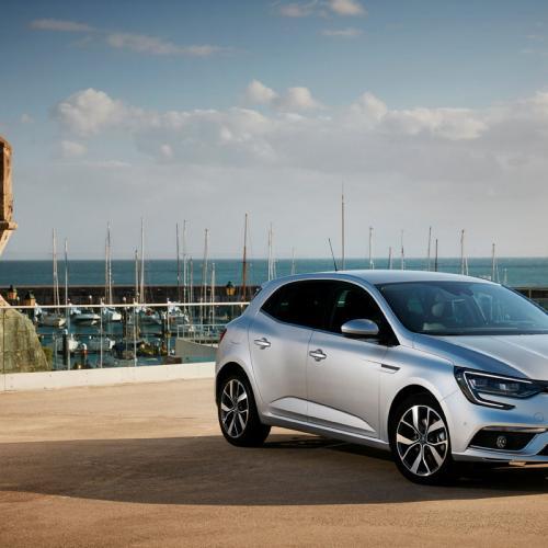 Renault Mégane IV : toutes les photos