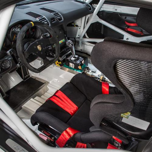 Porsche Cayman GT4 Clubsport : toutes les photos
