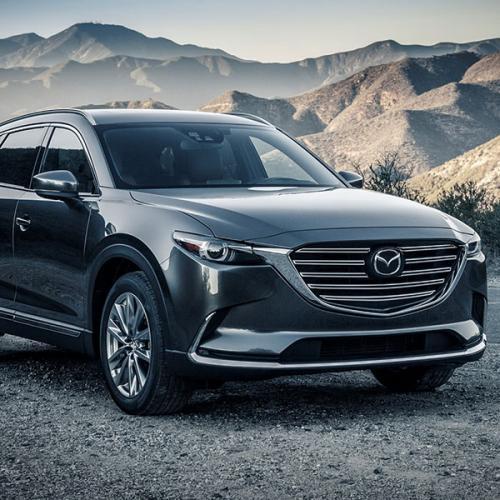 Mazda CX-9 : toutes les photos