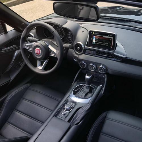 Fiat 124 Spider : toutes les photos