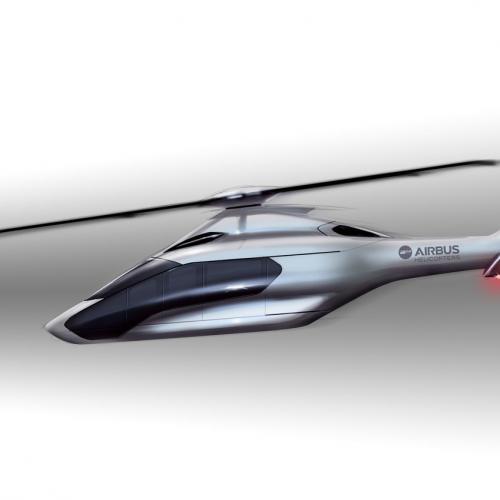 Airbus H160 : toutes les photos de l'hélicoptère dessiné par Peugeot