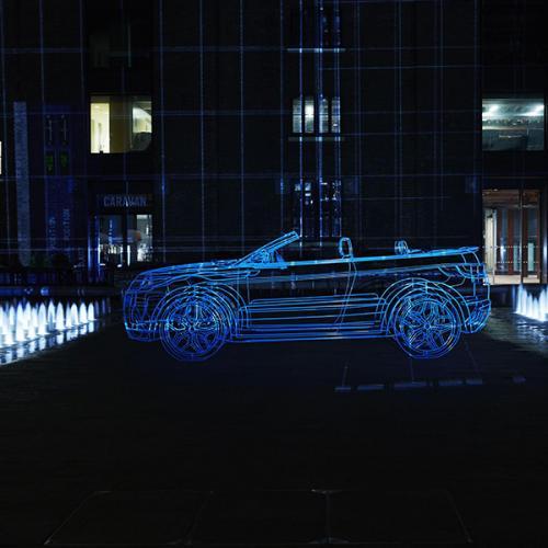 Range Rover Evoque Convertible : toutes les photos