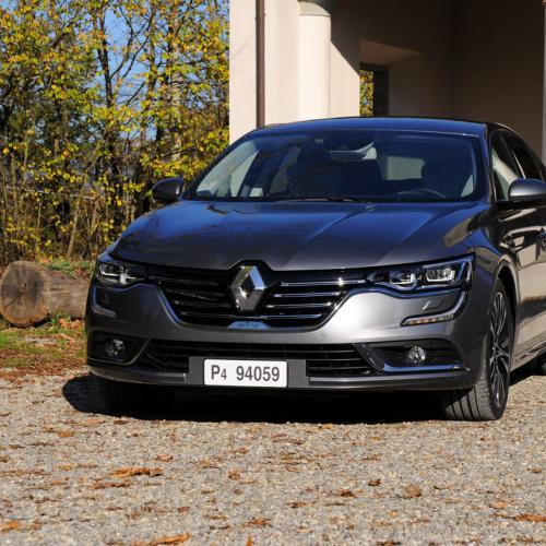 Essai Renault Talisman : nos premières photos
